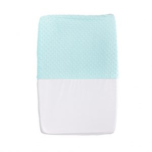 Lemonade baby change mat cover - front view